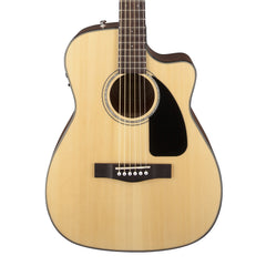 Fender CF-60CE Folk - Electric / Acoustic Guitar with Case - NEW!