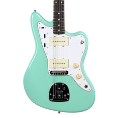 Fender Classic Series 60s Jazzmaster Lacquer - Offset Electric Guitar - Surf Green - 0141210757