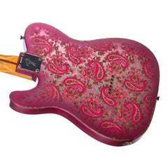 Fender Custom Shop 1968 Telecaster Relic - Pink Paisley - Masterbuilt Jason Smith