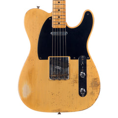 Fender Custom Shop MVP Series Featherweight 1952 Telecaster Relic Masterbuilt 5.4lbs