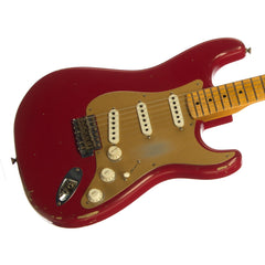 Fender Custom Shop MVP Series 1956 Stratocaster Relic - Dakota Red / Gold Anodized Pickguard - NEW!