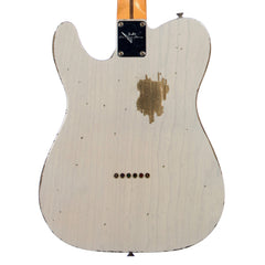 Fender Custom Shop MVP Series 1952 Telecaster Relic - White Blonde