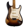 Fender Custom Shop MVP Series 1956 Stratocaster Heavy Relic Masterbuilt John Cruz - Two Tone Sunburst