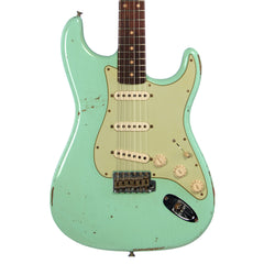 Fender Custom Shop MVP Series 1960 Stratocaster Relic Surf Green - Master Vintage Player Strat - New