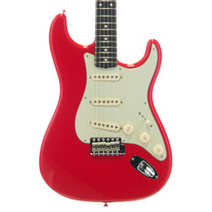 Fender Custom Shop Mark Knopfler Signature Stratocaster NOS Masterbuilt Todd Krause - Hot Rod Red