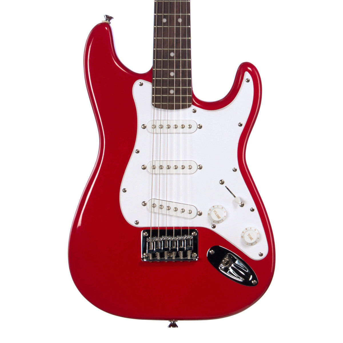 squier mini strat 3 4 scale stratocaster make 39 n music. Black Bedroom Furniture Sets. Home Design Ideas
