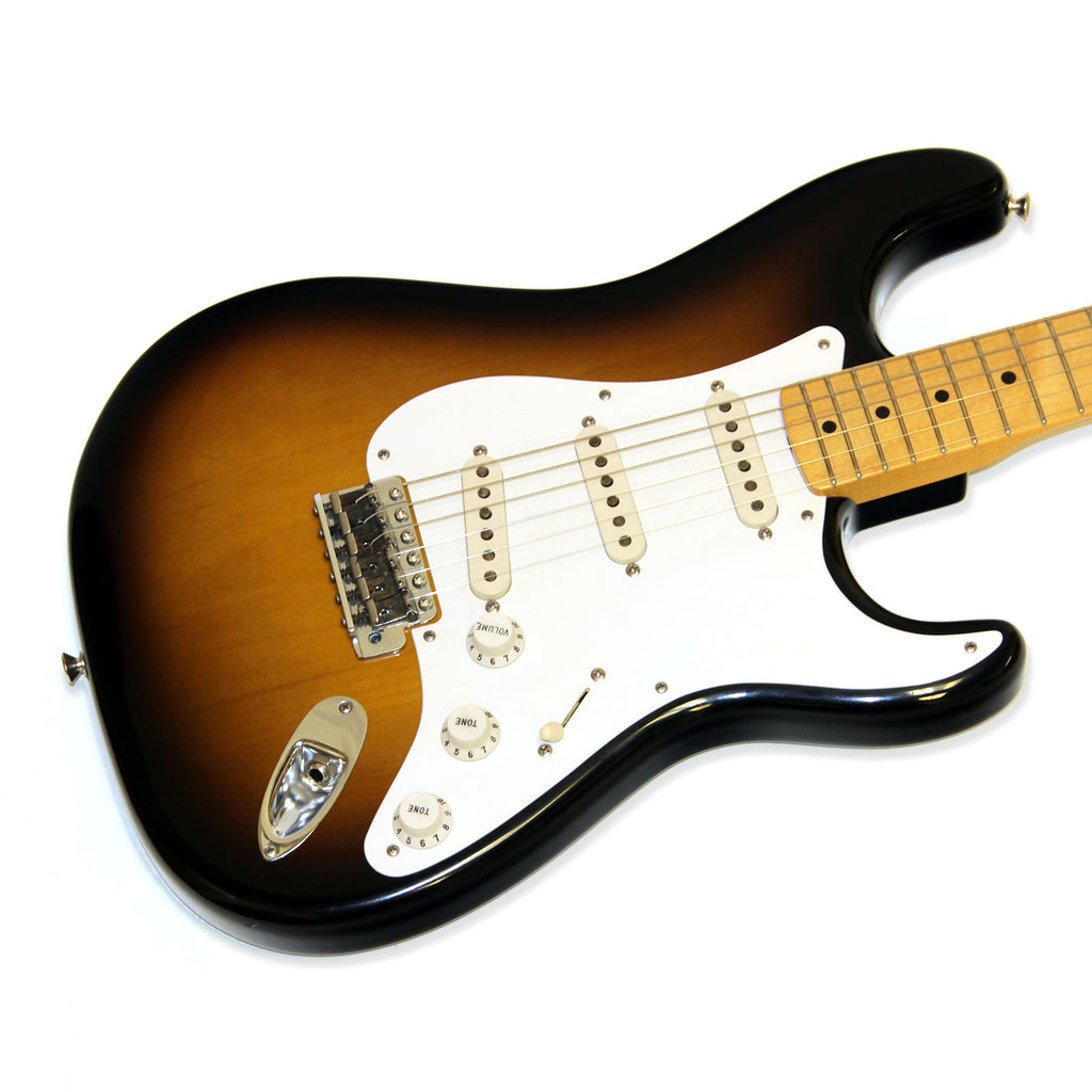 Used Fender Custom Shop 1957 Stratocaster Closet Classic Masterbuilt by Mark Kendrick
