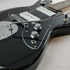 Eastwood Guitars Eastwood Fireball Black Player POV