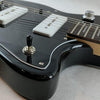 Eastwood Guitars Eastwood Fireball Black Headstock