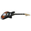Eastwood Guitars Eastwood Fireball Sunburst Angled