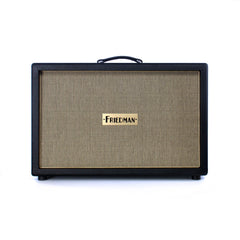 Friedman Amps 2x12 Vintage Closed Back Speaker Cabinet - Celestion Vintage 30s - Salt and Pepper Grille