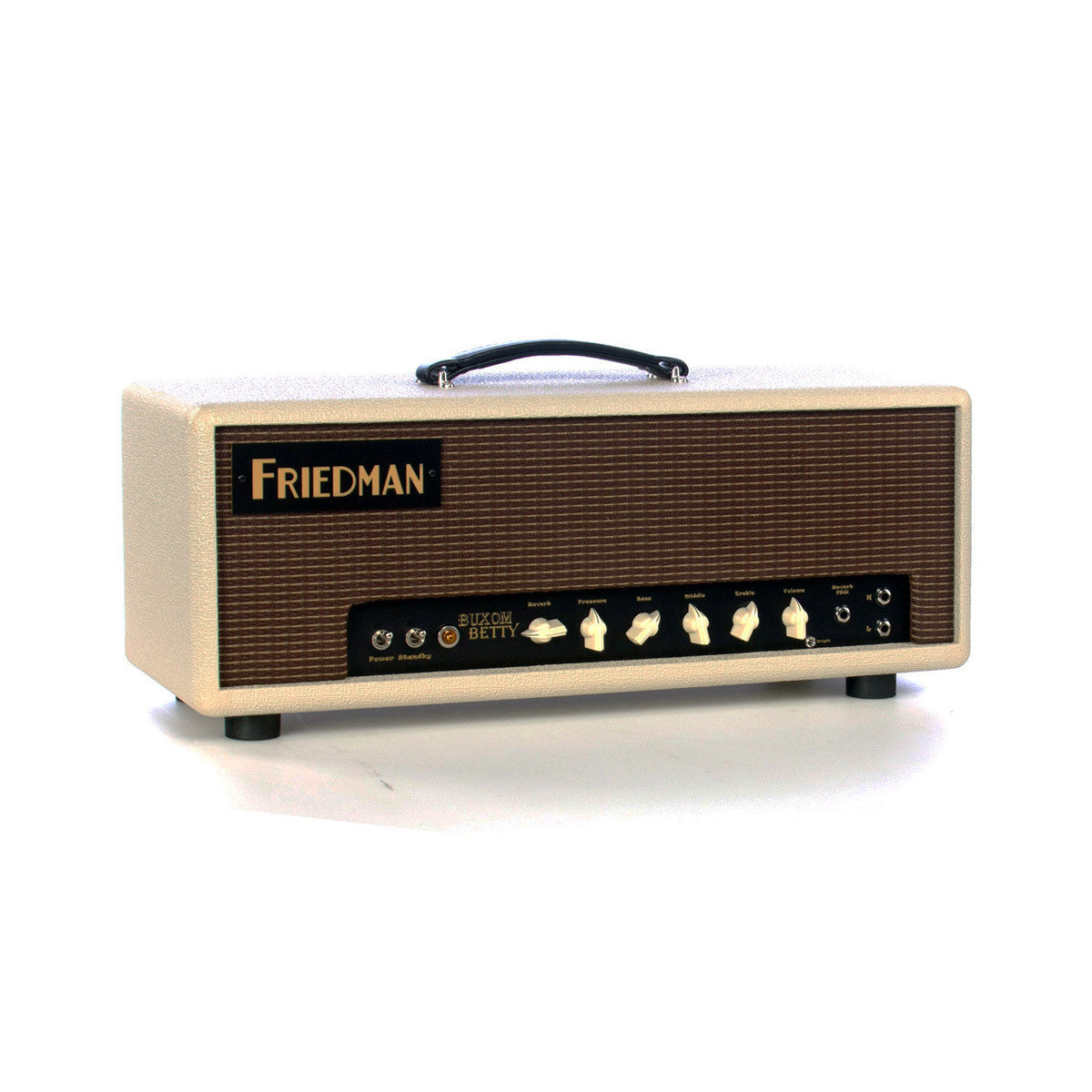 Friedman Amps Buxom Betty Head 40 watt Tube Guitar Amplifier | Make ...