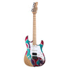 James Tyler Guitars Studio Elite - 25th Anniversary LImited Edition - Psychedelic Vomit