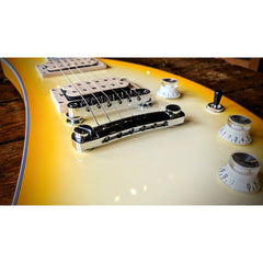 Eastwood Guitars Moonsault - Yellowburst - Tribute to the Vintage Kawai Moonsault electric guitar - NEW!