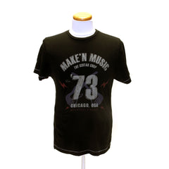 Make'n Music T-Shirt | Est. '73 Logo