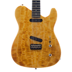Used Manne Redwing Gloss Special - custom boutique electric guitar - Natural