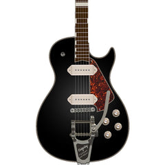 Airline Guitars Mercury DLX - Black - Semi Hollowbody Electric Guitar - NEW!