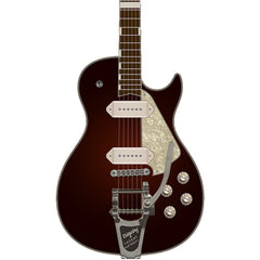 Airline Guitars Mercury DLX - Burgundy Burst - Semi Hollowbody Electric Guitar - NEW!