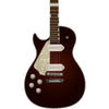 Eastwood Guitars Airline Mercury Burgundy Burst LH Featured