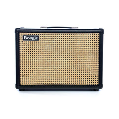 Mesa Boogie 1x12 Widebody Closed Back Compact Cabinet - Celection C90 - Black with Wicker Grille