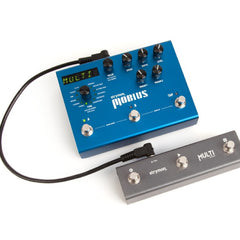 Strymon MultiSwitch Pedal for TimeLine, BigSky, or Mobius