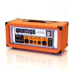 Orange Custom Shop 40th Anniversary Pics Only Head