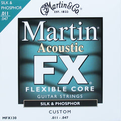 Martin MFX130 Flexible Core Silk & Phosphor FX Custom