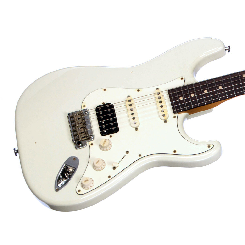 Suhr Classic Antique HSS - Olympic White