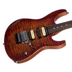Suhr Custom Modern Limited - Copperhead Burst