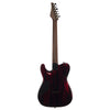 Suhr Classic T - Red Sparkle Drip