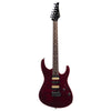 Suhr Custom Modern Carve Top Limited Edition - Chili Pepper Red