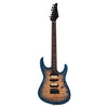 Suhr Custom Modern Carve Top Limited Edition - Blue Burst