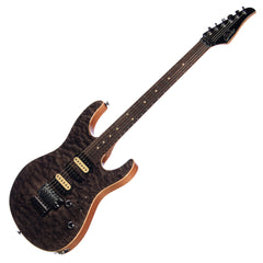 Suhr Custom Modern Limited - Trans Charcoal