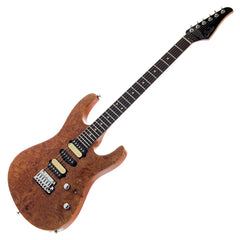 Suhr Custom Modern Carve Top Limited Edition - Natural Gloss