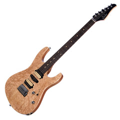 Suhr Custom Modern Carve Top Limited Edition - Mahogany