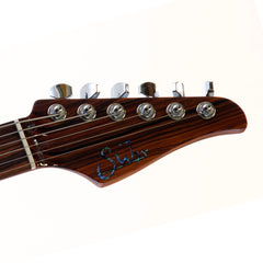 Suhr Custom Standard - Trans Blue Denim Slate