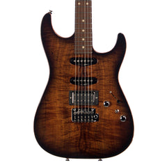 Tom Anderson Drop Top Koa - Roasted Maple First Burst