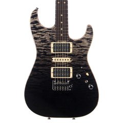 Tom Anderson Drop Top - Custom Boutique Electric Guitar - Black Surf Quilt - NEW!