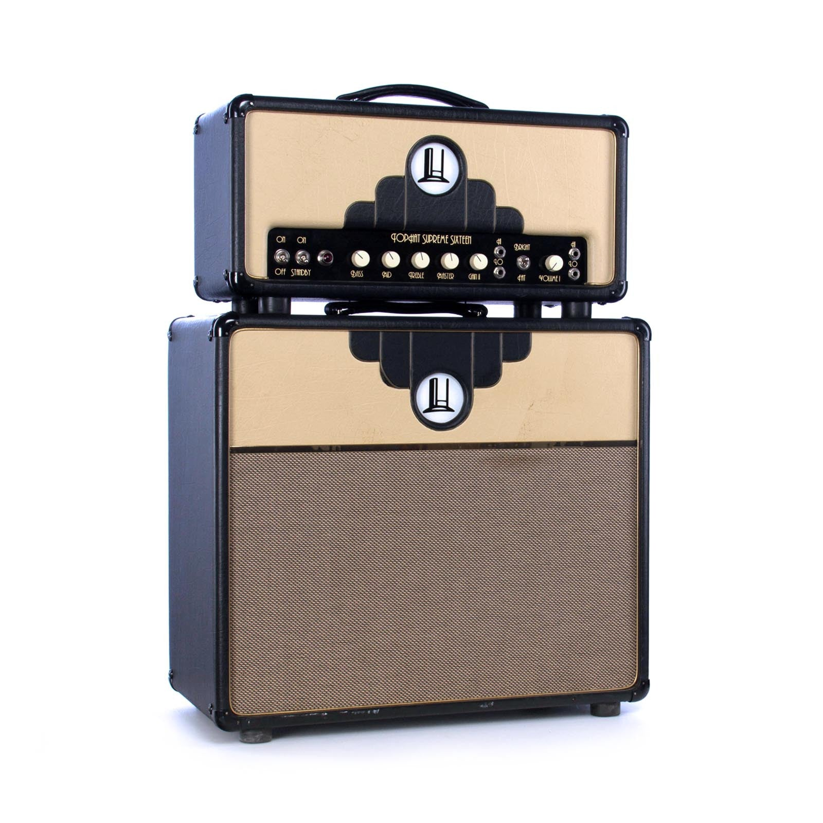 Used Top Hat Supreme 16 head and 1x12 cabinet | Make'n Music