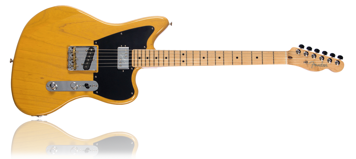 Fender Limited Edition Offset Telecaster® FSR - Butterscotch Blonde