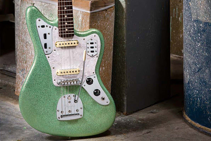 Fender Custom Shop Guitars