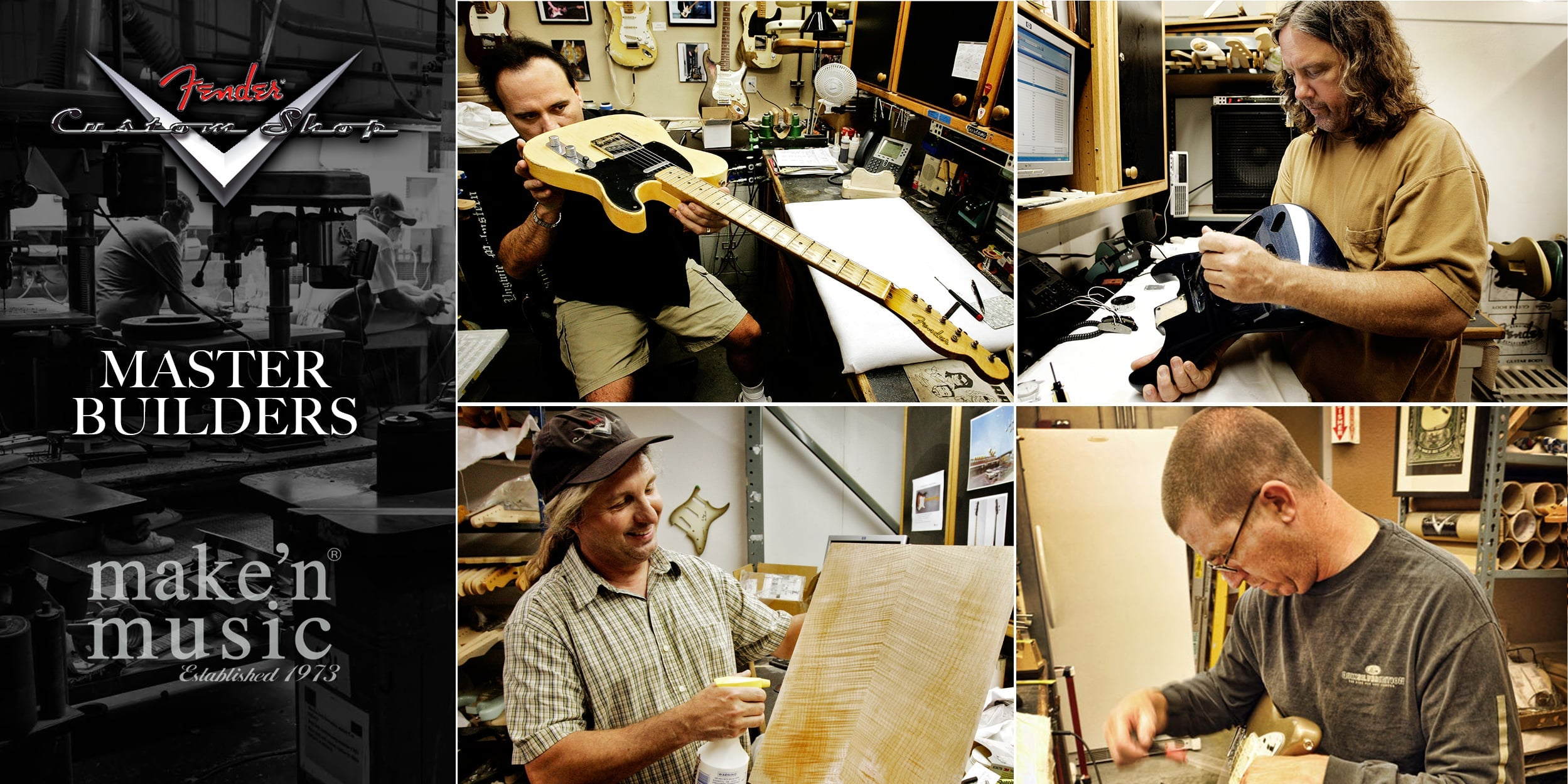 Fender Custom Shop Masterbuilders