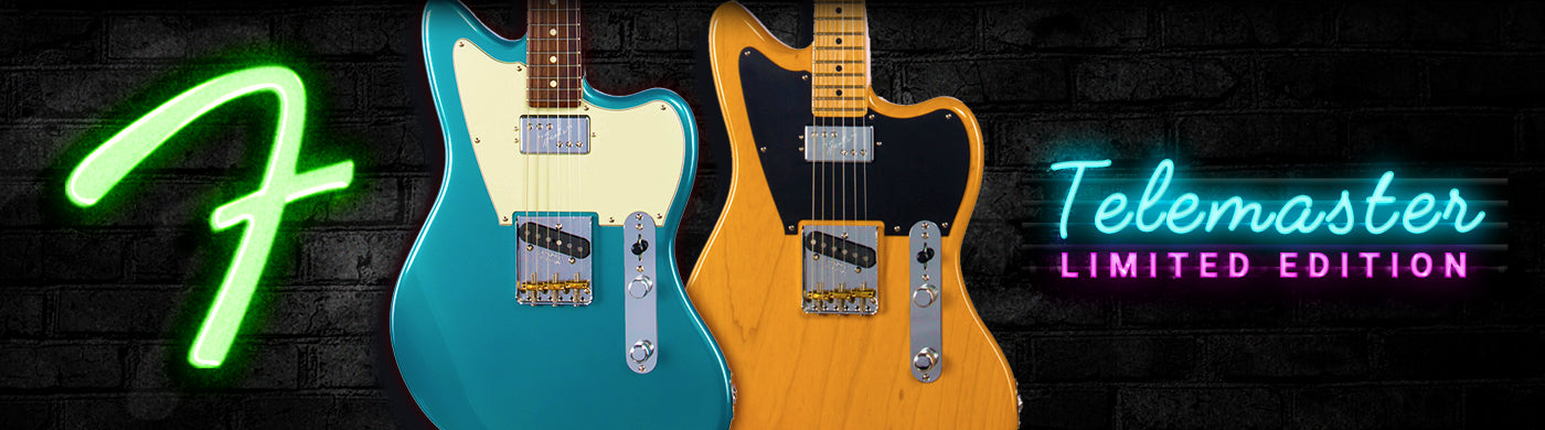 Fender Limited Edition Offset Telecaster® FSR