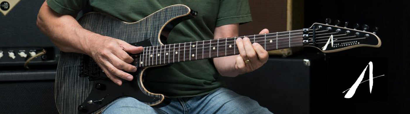 Tom Anderson Guitars Dealer