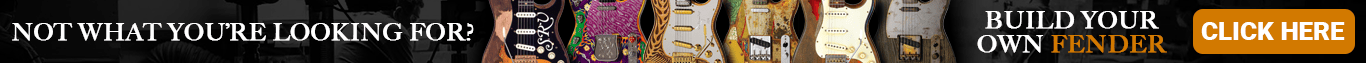 Fender Custom Shop Builder - Click for Details