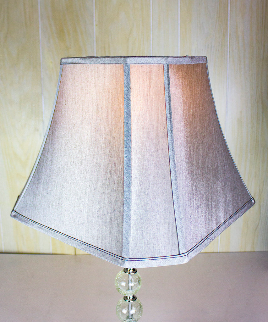 0-002015>9x16x12 Square Cut Corner Shade Gray