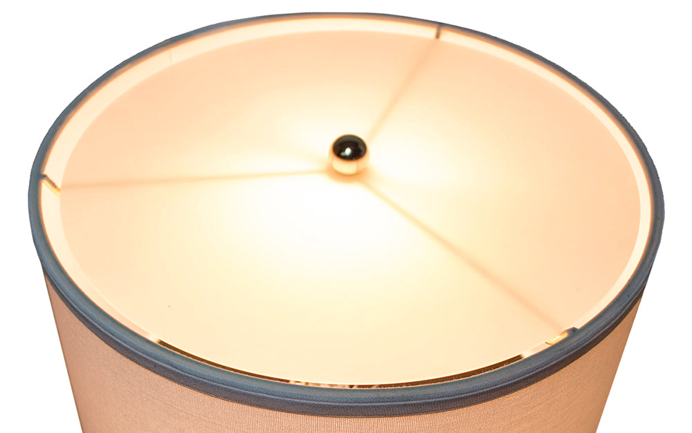 "13"" Round Diffuser Translucent frosted White will Soften Light from Drum Lampshades and Pendants"