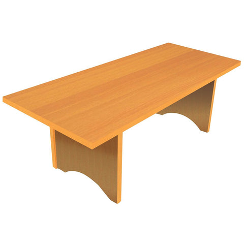 Miracle Desk Foldable Golden Beech