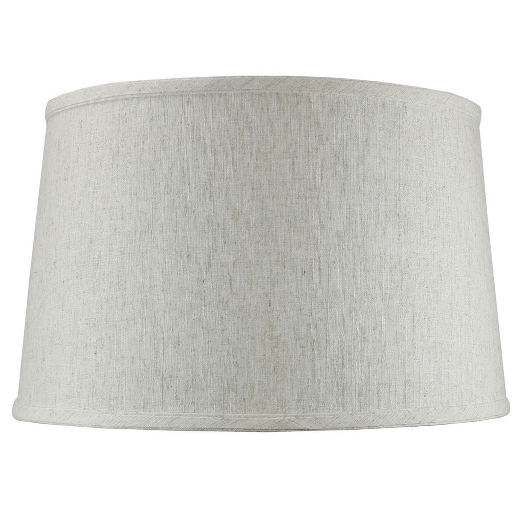 0-002026>Shallow Drum Hard Back Textured Oatmeal