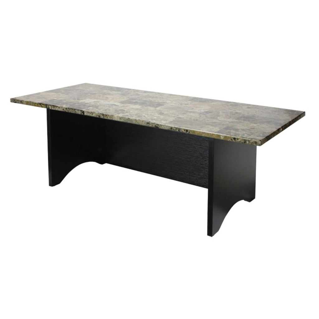 Miracle Desk Portable Faux Marble